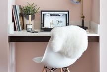 Home Office Ideas & Inspiration / Home office ideas and inspiration for interior design