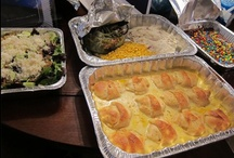 POTluck/for OTHERS / Recipes for quantity and ease