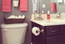 Bathroom Ideas / by Jodi McD