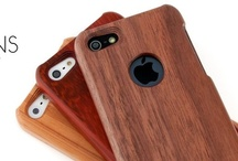 Cases made from sustainably wood