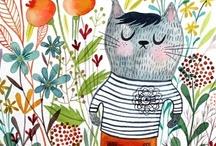 Children's Illustration / by Joanna Boomer