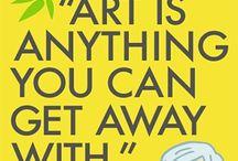 Art class / by Joanna Boomer