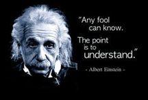 Albert Einstein Quotes / Albert Einstein Quotes
