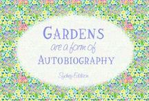 Blog Posts about Gardens and Flowers / A Painter/Pattern-maker's perspective on gardens and growing things.