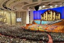 Events on Temple Square / All about concerts, lectures, workshops and performances on Temple Square