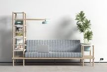 Small Spaces / Design inspiration for anyone living in a small space