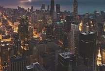 Cityscapes & Buildings