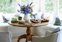 Banquettes and Nooks