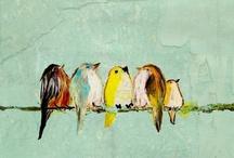 It's Bird Love! / by Shea Cabe