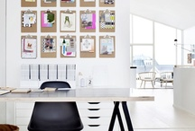 Craft room and office / by Rikke Holmberg