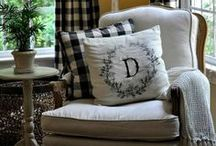 For the Home / ideas, styles, all kinds of wonderful items for a home