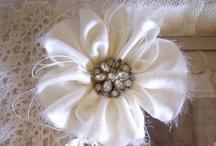 Craft Flowers / Craft DIY's and ideas