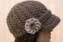 Crochet Hats / by Becky Gilleland-Gibson