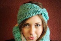 Crochet Headbands / by Becky Gilleland-Gibson