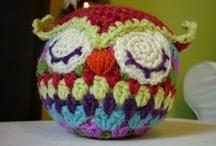Crochet Owls / by Becky Gilleland-Gibson