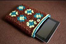 Crochet Gadget Covers / by Becky Gilleland-Gibson