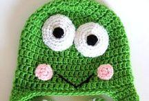 Crochet Critter Hats / by Becky Gilleland-Gibson