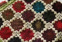 Crochet Granny Square / by Becky Gilleland-Gibson
