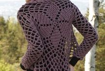 Crochet Tops/Shawls/Vests/Shrug ect..... / by Becky Gilleland-Gibson