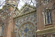 Detroit, the city of beautiful churches / by Diane Martin- Donar