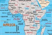 Africa / by Nancy Hiltz
