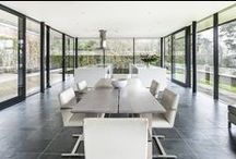 Contemporary & Chic Interiors / The best of modern and sleek interiors
