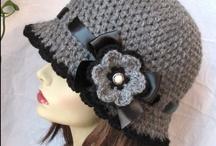Crochet Adult Hats / by Patricia Voldberg
