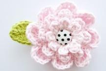 Crochet Flowers / by Patricia Voldberg