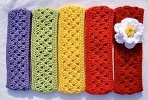 Crochet Hair Ware / by Patricia Voldberg