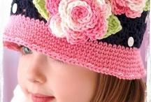 Crochet Kids Hats / by Patricia Voldberg