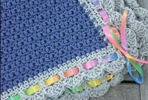 Crochet Blankets / by Patricia Voldberg