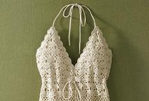 Crochet Clothing / by Patricia Voldberg