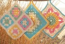 Crochet Pot Holders / by Patricia Voldberg