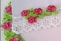 Crochet Edges / by Patricia Voldberg
