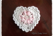 Crochet Hearts / by Patricia Voldberg