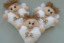 Crochet  Angel  / by Patricia Voldberg