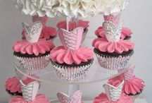 Cakes and cupcakes / by Angie Butterwick