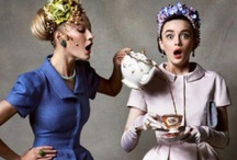 Tea Time / Hot Tea with Friends / by Katherine Gruender