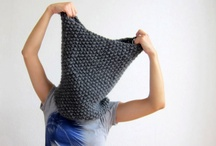 consumed by the cowl / Love for cool and often gigantic cowls. / by Larissa Brown