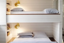 Beach House Bunk Rooms