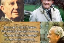 All Things Tolkien / by Kazzy Stallwood