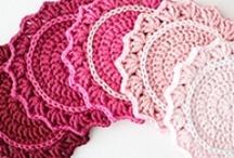 Crochet Coasters / by Patricia Voldberg