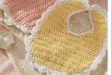 Crochet Bib / by Patricia Voldberg