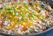Lentils & Rice / by Michelle Eisenman