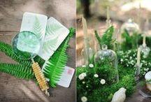 Botanical & Organic Wedding Inspiration