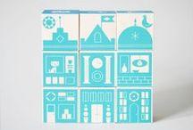 Paper City Inspiration / by Hernan Valencia