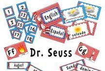 Dr. Seuss / by Kim Burnett Rahn