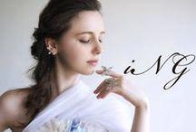 """Jewelry Brand""""iNG"""" / Jewelry Brand""""iNG"""" http://ing-jewelry.com"""
