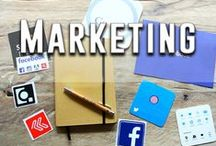 Marketing / You need clients, right? Here are #marketing some great tips and strategies for your #freelance #writing business.