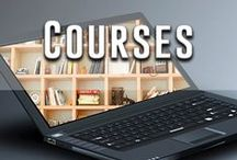 Courses / Here you will find not only information on my #courses, but other courses that I recommend for your #freelance business.